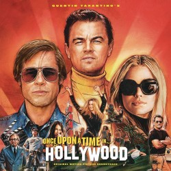 OST - Once Upon A Time In Hollywood (Quentin Tarantino) 2LP (limited edition) orange vinyl