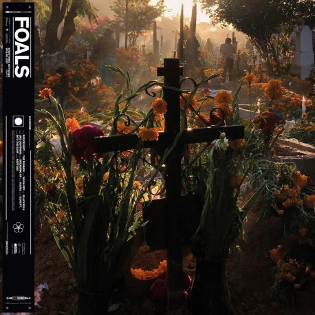 Foals - Everything Not Saved Will Be Lost Part 2 (CD)