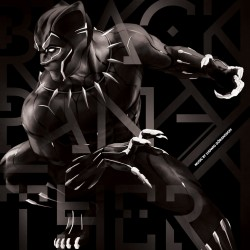 OST - Black Panther (Ludwig Göransson) 3LP (special edition)