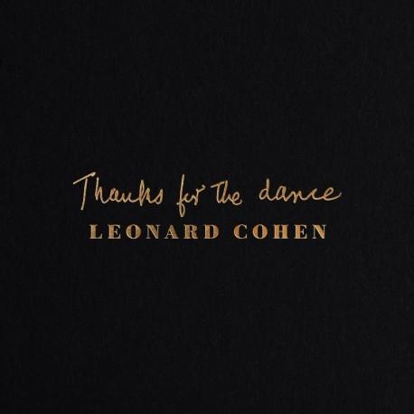 Cohen Leonard - Thanks For The Dance LP