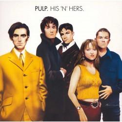 Pulp - His 'N' Hers 2LP