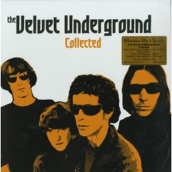 Velvet Underground, The - Collected 2LP (limited edition) banana peel yellow vinyl