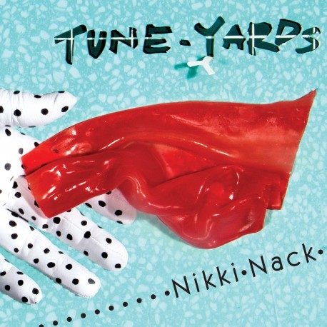Tune-Yards - Nikki Nack LP (red vinyl)