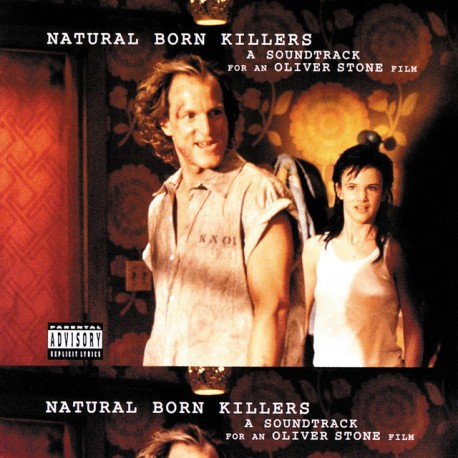 OST - Natural Born Killers (Takoví normální zabijáci) 2LP (limited edition) green vinyl