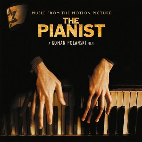 OST - The Pianist (Frédéric Chopin / Wojciech Kilar) Pianista 2LP (red vinyl)