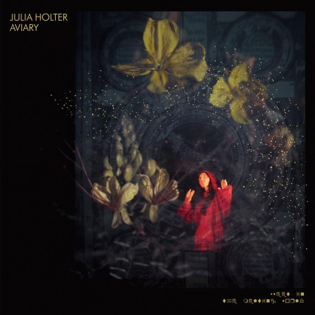 Holter Julia - Aviary 2LP (transparent vinyl) limited edition