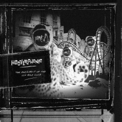 Hooverphonic - The President Of The LSD Golf Club LP (silver & black swirled vinyl) limited edition
