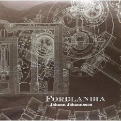 Jóhannsson  Jóhann - Fordlandia 2LP