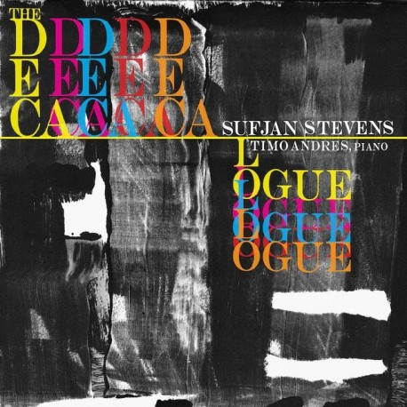 Stevens Sufjan, Timo Andres - The Decalogue LP