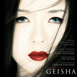 OST – Memoirs Of A Geisha ( John Williams) 2LP