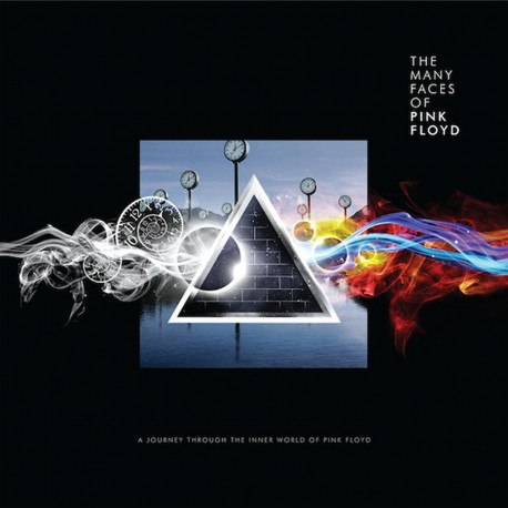 Many Faces Of Pink Floyd, The (various artists) 2LP (opaque white vinyl) limited edition