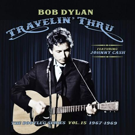 Dylan Bob feat. Johnny Cash - Travelin' Thru: The Bootleg Series Vol. 15 1967–1969 (3LP)