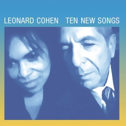 Cohen Leonard - Ten New Songs LP