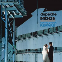 Depeche Mode - Some Great Reward LP