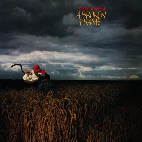 Depeche Mode - A Broken Frame LP