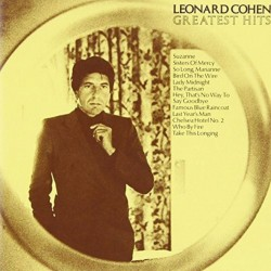 Cohen Leonard - Greatest Hits LP