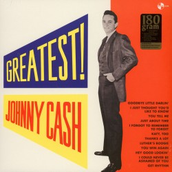 Cash Johnny - Greatest! LP
