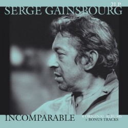 Gainsbourg Serge - Incomparable 2LP
