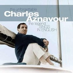 Aznavour Charles - The Legend Sings in English LP