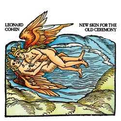 Cohen Leonard - New Skin For The Old Ceremony LP