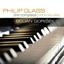 Gorišek Bojan, Philip Glass - Etudes For Piano Book 1, Nos. 1-10 (2LP)
