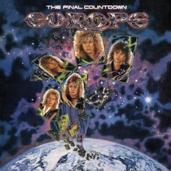 Europe - The Final Countdown LP