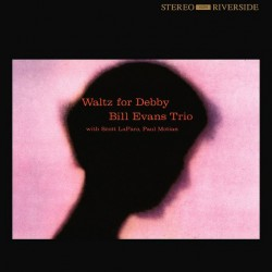 Bill Evans Trio - Waltz For Debby LP