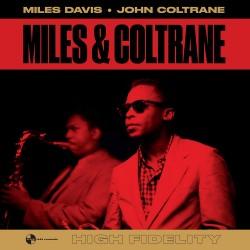 Davis Davis, John Coltrane - Miles & Coltrane LP