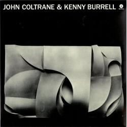 Coltrane John & Kenny Burrell - John Coltrane & Kenny Burrell LP