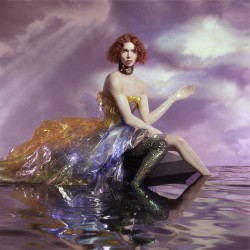 Sophie - Oil Of Every Pearl's Un-Insides LP (red vinyl)