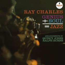 Charles Ray - Genius + Soul - Jazz LP