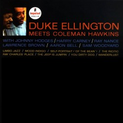 Ellington Duke Meets Coleman Hawkins - Duke Ellington Meets Coleman Hawkins LP
