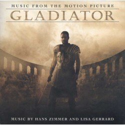 OST - Gladiator (Hans Zimmer And Lisa Gerrard) 2LP