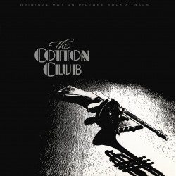 OST - The Cotton Club (silver vinyl) limited edition