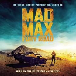 OST - Mad Max: Fury Road (Šílený Max: Zběsilá cesta)  Tom Holkenborg aka Junkie XL(2LP)