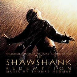 OST - The Shawshank Redemption (Vykoupení z věznice Shawshan)  Thomas Newman (2LP)