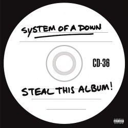 System Of A Down - Steal This Album! 2LP