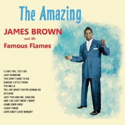 Brown James & The Famous Flames - The Amazing James Brown LP