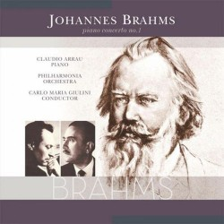 Brahms Johannes - Piano Concerto No.1 In D Minorité Op. 15 (LP)