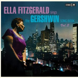 Fitzgerald Ella - Ella Fitzgerald Sings The Gershwin Songbook Vol. 2 (LP)