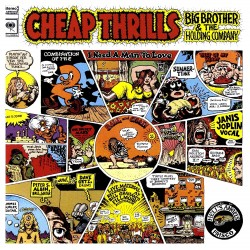 Big Brother & The Holding Company (Janis Joplin) - Cheap Thrills LP
