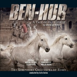 OST - Ben-Hur A Tale Of The Christ (Miklós Rózsa) LP