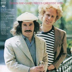 Simon & Garfunkel - Simon And Garfunkel's Greatest Hits LP