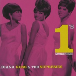 Ross Diana & The Supremes - The 1's (2LP)