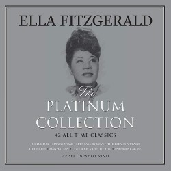 Fitzgerald Ella - The Platinum Collection 3LP (white vinyl)