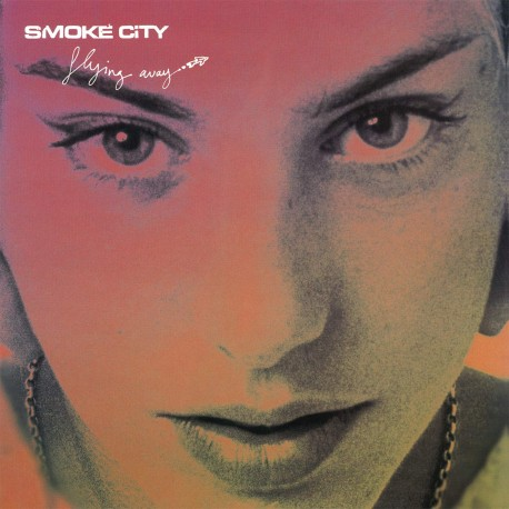 Smoke City - Flying Away LP (green, white & black marbled vinyl) limited edition