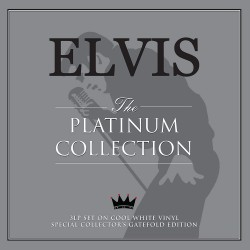 Presley Elvis - The Platinum Collection 3LP (white vinyl)