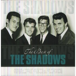 Shadows, The - Best Of The Shadows LP