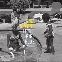 Simone Nina - Little Girl Blue LP