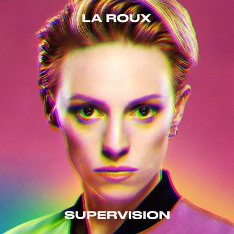 La Roux - Supervision LP (white vinyl) limited edition